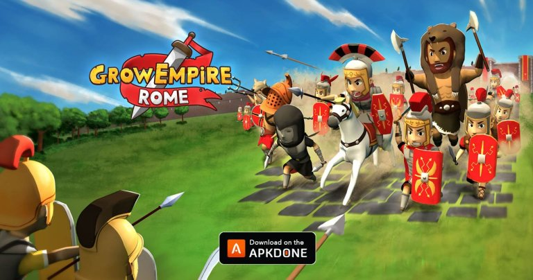 Rome MOD APK 1.6.4 (Unlimited Money) for Android