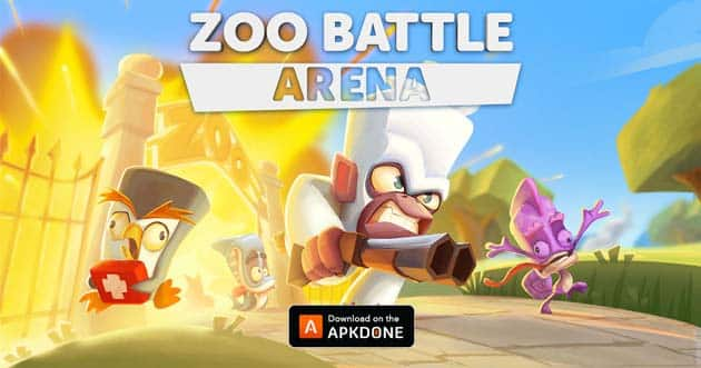 Zooba MOD APK 3.5.0 Download (Free Shoping) for Android