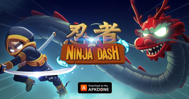 Ninja Dash MOD APK 1.4.5 Download (Unlimited Money) for Android