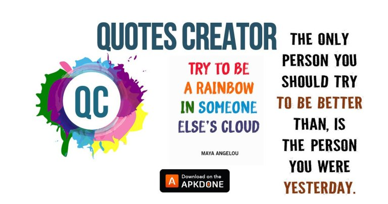 Quotes Creator MOD APK 1.6.13 Download (Unlocked) free for Android