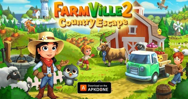 Country Escape MOD APK 18.7.7354 (Unlimited Keys) for Android