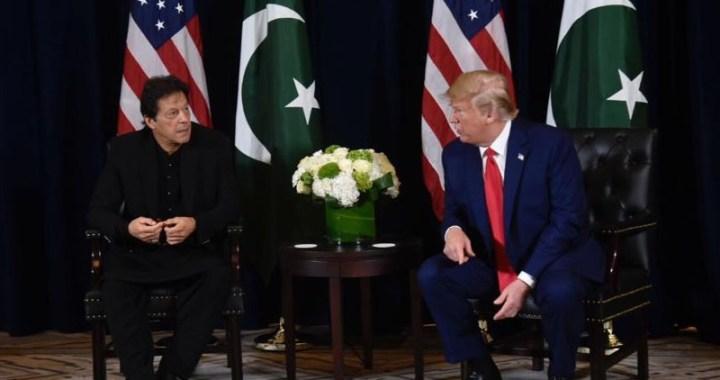 سابق امریکی صدور نے پاکستان کے ساتھ اچھا نہیں کیا،ٹرمپ