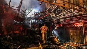 ایران میں تین ہفتوں میں تیسرا دھماکہ