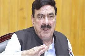 نواز شریف کا سیاسی جنازہ پاکستان آئے گا،شیخ رشید