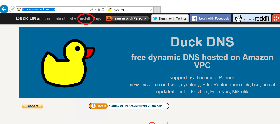 Use DuckDNS to keep track of your external IP and use an