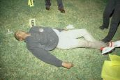 The Body of Trayvon Martin'
