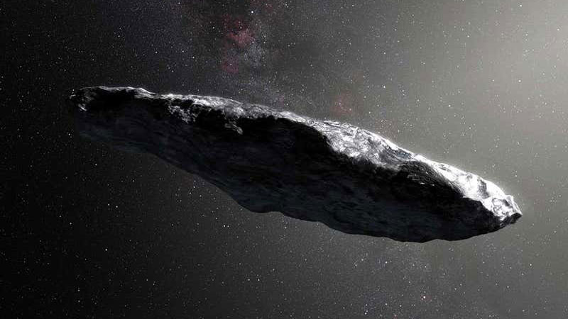 Photo of Scientists conclude cigar-shaped interstellar object not an alien spaceship