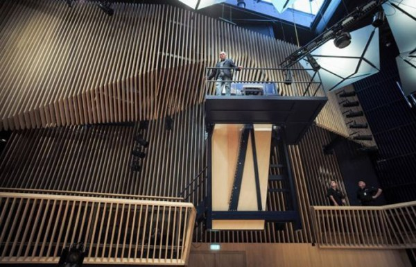 World's largest concert piano strikes chord in Latvia ...
