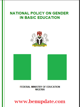 National Policy on Education in Nigeria