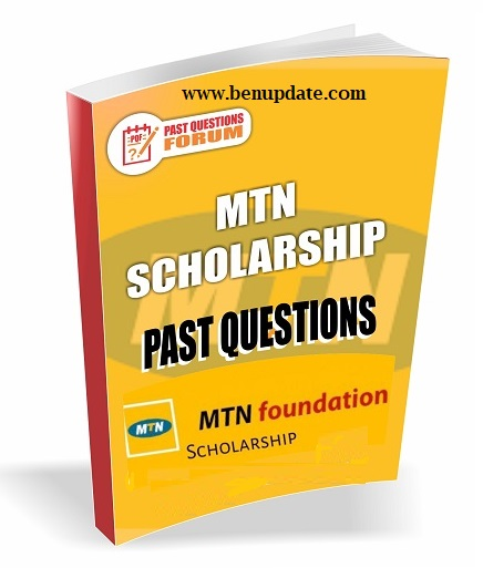 MTN Foundation Scholarship Past Questions