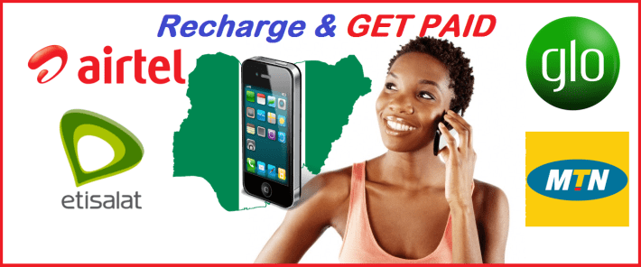 Recharge And Get Paid, How It Works