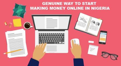Ways To Make Money Online In Nigeria That Actually Work