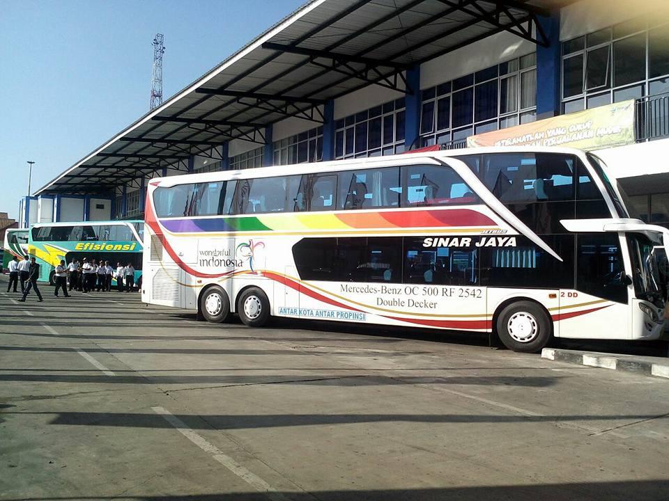 Harga Tiket Dan Nomor Agen Bus Sinar Jaya 2019 Catatan
