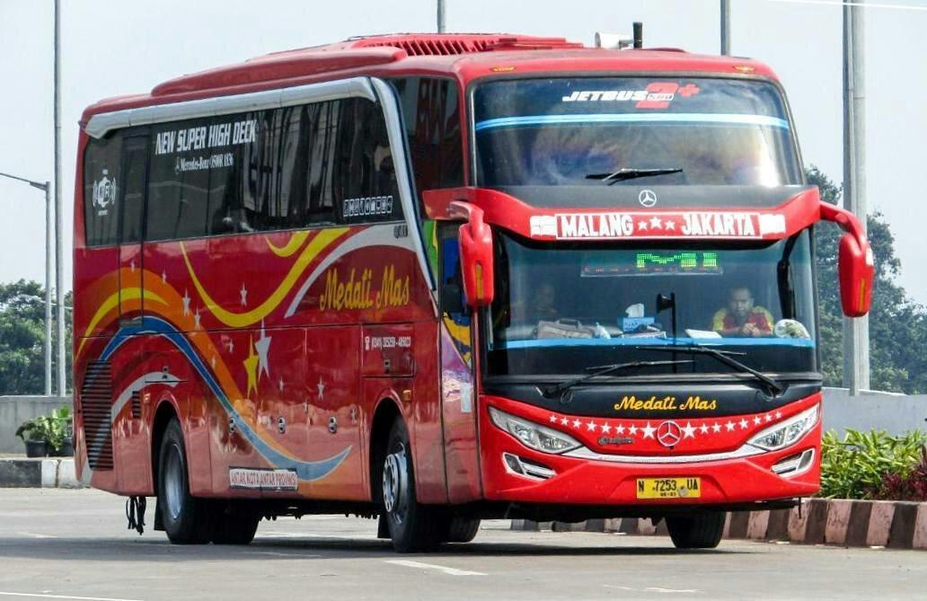 Jadwal Dan Nomor Kontak Agen Bus Medali Mas 2019 Catatan