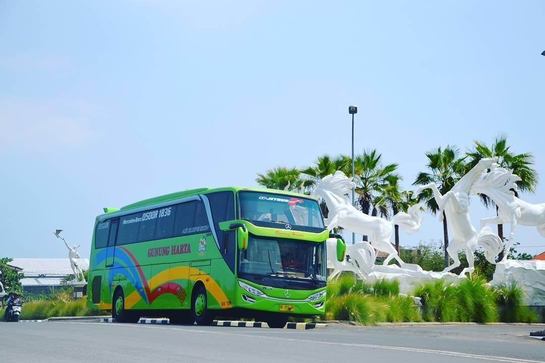 Harga Tiket Dan Kontak Agen Bus Gunung Harta 2019 Catatan