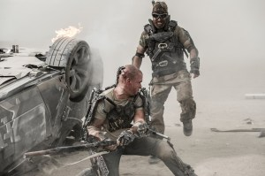 Risky business · Original films are struggling to gain a foothold at the box office, even with a blue chip star at the helm. Matt Damon plays Max in Elysium, a sci-fi action thriller that will have trouble recouping its budget. - Courtesy of Sony Pictures Publicity