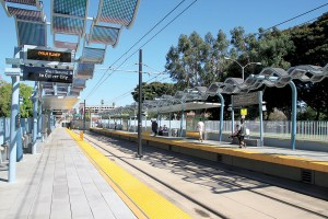 From SoCal to NorCal · The high-speed rail project would connect Southern California with Northern California, linking the two areas through the Central Valley.  A one-way trip would cost about $120. - Uracha Chaiyapinunt | Daily Trojan