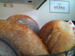 Bread winners · Etchea's French-style sandwiches emphasize the taste of their breads by keeping the contents simple and understated.  - Alegra Hueso | Daily Trojan