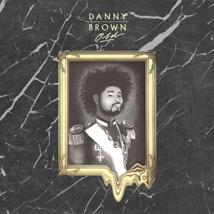Not so Old · Detroit rapper Danny Brown initially drew interest from 50 Cent's record label, but eventually signed to Fool's Gold Records. - Courtesy of Fool's Gold Records