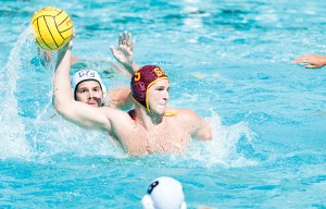 Clutch · Thanks to some late-game heroics from USC junior driver Kostas Genidounias, the Trojans were able to top the No. 1-ranked Bruins in the SoCal Tournament championship. Genidounias scored a team-high four goals. - Chris Roman | Daily Trojan