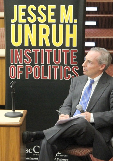 Dan Schnur, the director of the Jesse M. Unruh Institute of Politics, is planning a run for California Secretary of State in 2014.