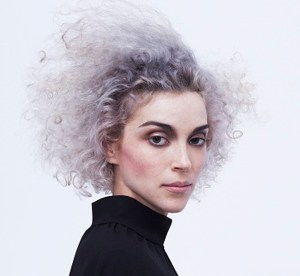 Queen 'Cruel' · Annie Clark, who performs under the stage name St. Vincent, channels her signature style into her new self-titled album. - Photo courtesy of Republic Records