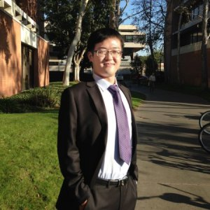 Xinran Ji, a second year electrical engineering graduate student. — Photo courtesy of LinkedIn