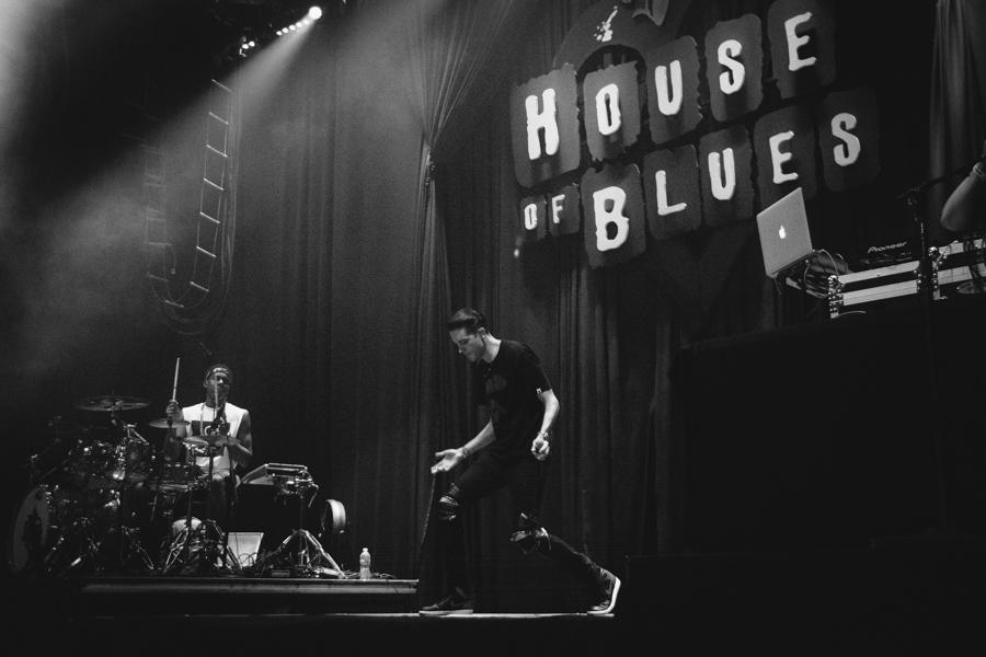G-Eazy at the House of Blues, San Diego - Mariya Dondonyan   Daily Trojan