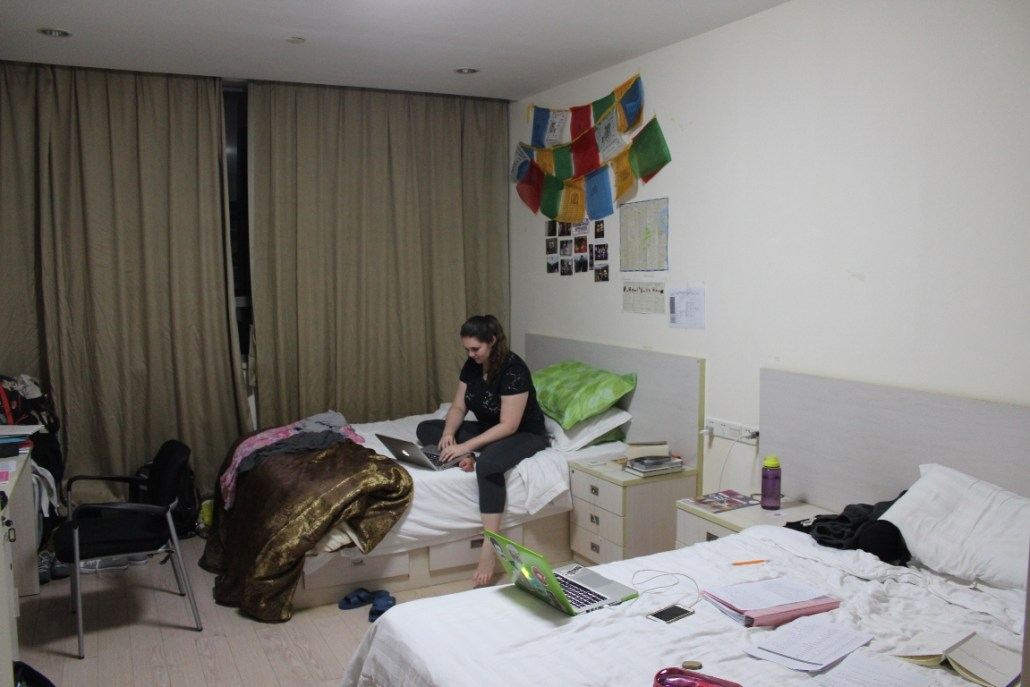 International dorms at East China Normal University. Jasmine Zahedi | Daily Trojan