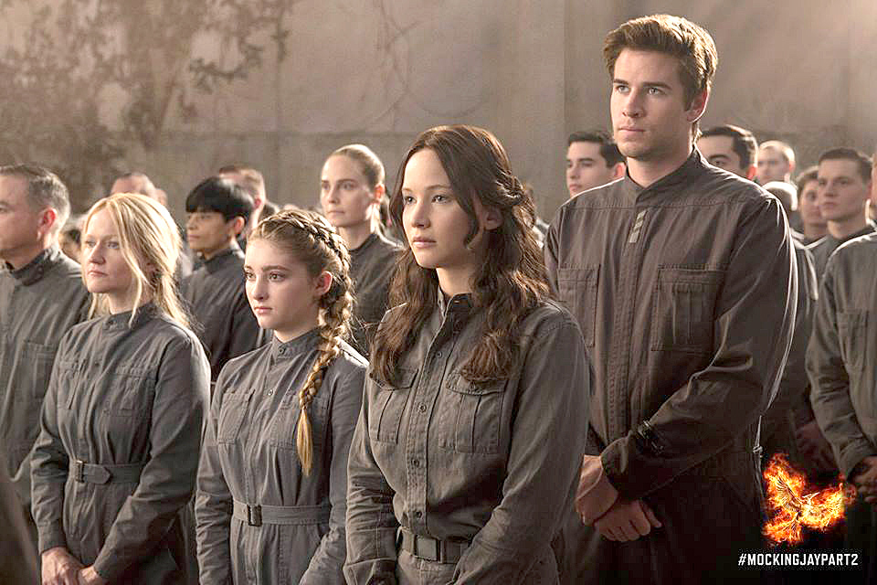 Hunger Games Film Sees Characters Fighting Oppression Daily Trojan