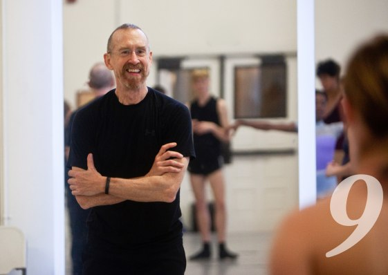 Photo courtesy of USC Glorya Kaufman School of Dance Focus on him · William Forsythe (above) founded the The Forsythe Company in 2005 after building a career in ballet and visual arts. In Fall 2015, he joined the USC Kaufman School of Dance as a professor.