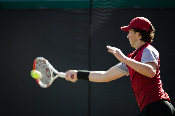 Men's tennis falls to Florida, upsets No. 5 Georgia at Pac ...