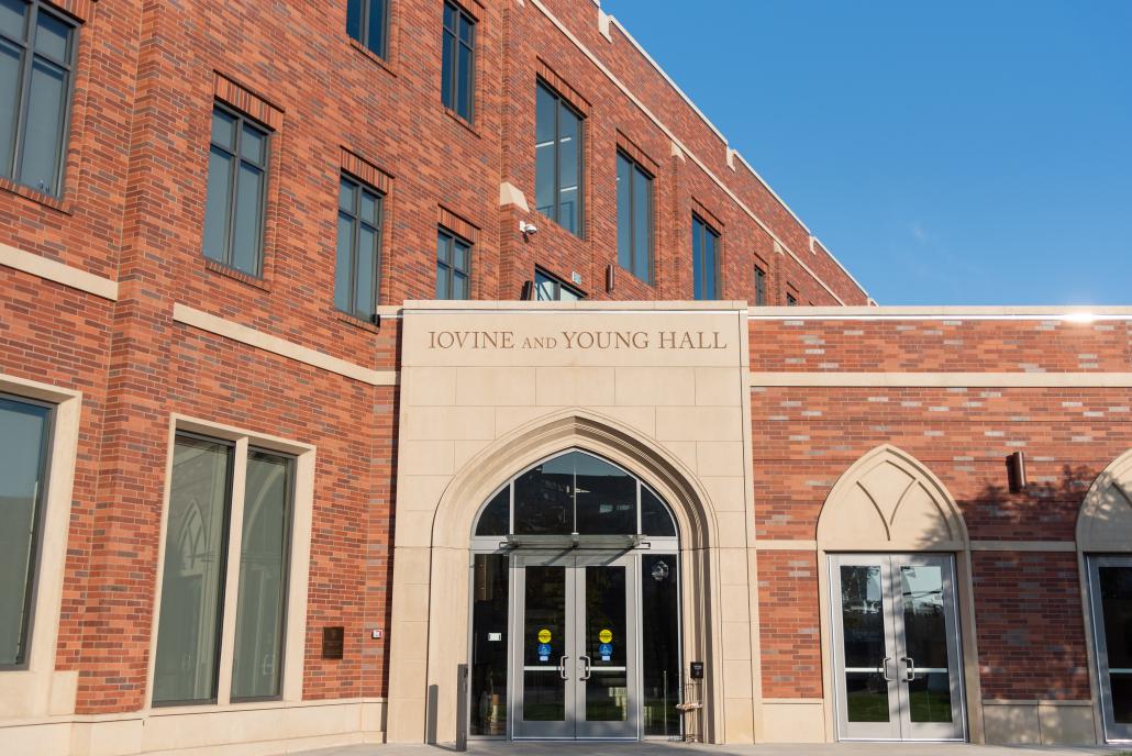 Image of Iovine Young Academy.