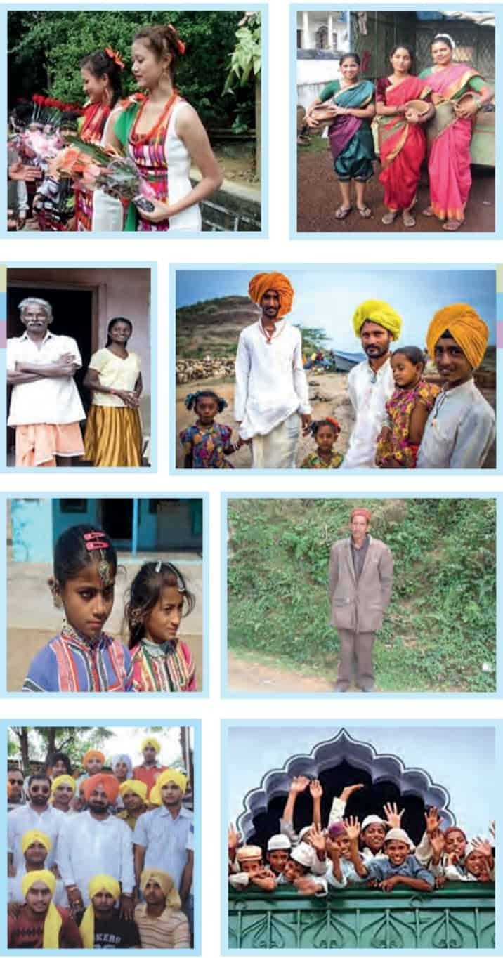 Unity in Diversity in India