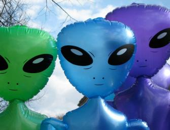 Theories About Extraterrestrial Life Reflect Human Fears About Climate Change