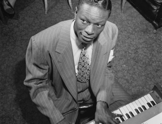 Art from the Attic: Nat King Cole