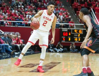 Runnin' Utes Looking to Bounce Back