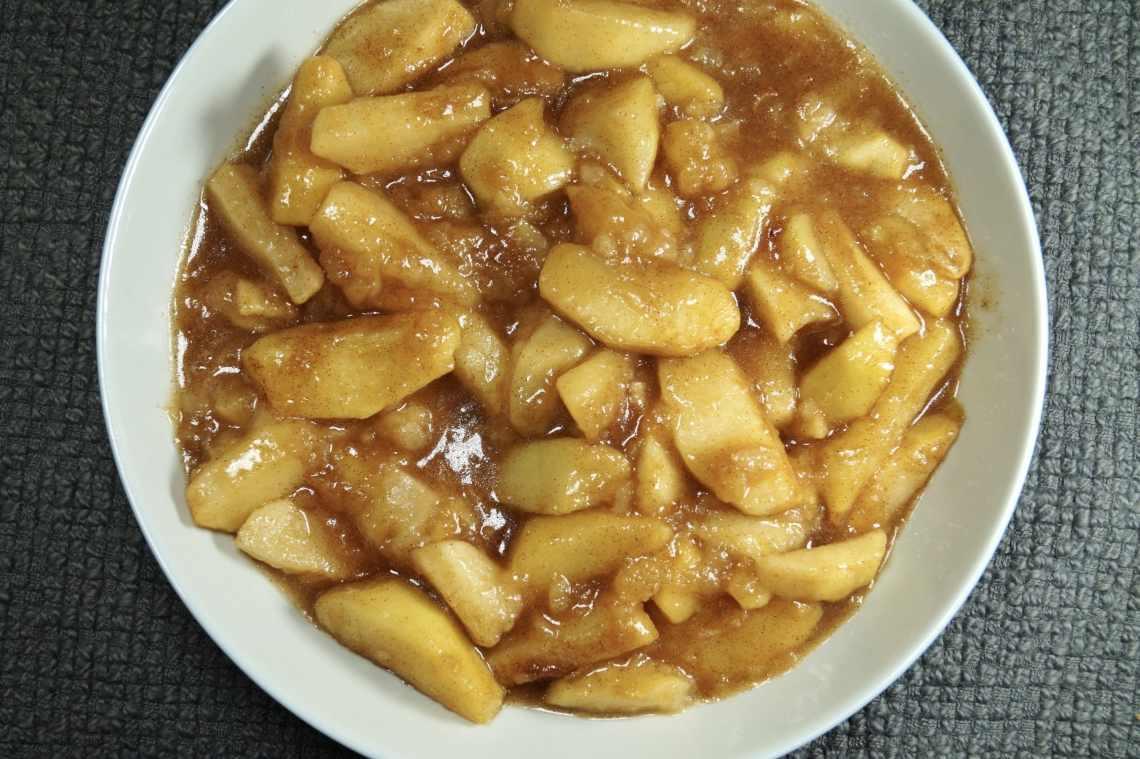 crockpot apples