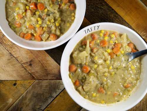 Creamy Vegan Soup