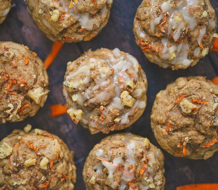 Vegan Carrot Muffins 3
