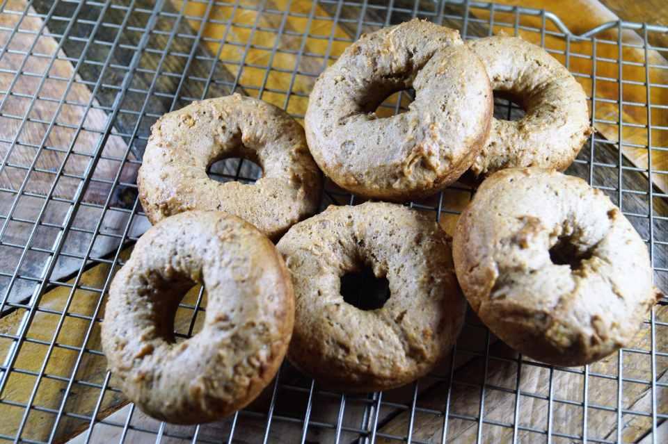 Vegan Banana Bread Donuts and Muffins 1
