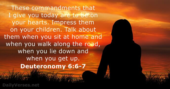 Deuteronomy 66 7 Bible Verse Of The Day