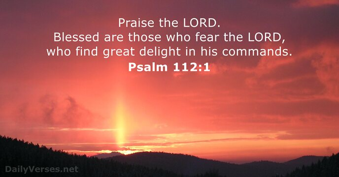 Psalm 1121 Bible Verse Of The Day
