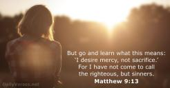 Image result for matthew 9 9-13