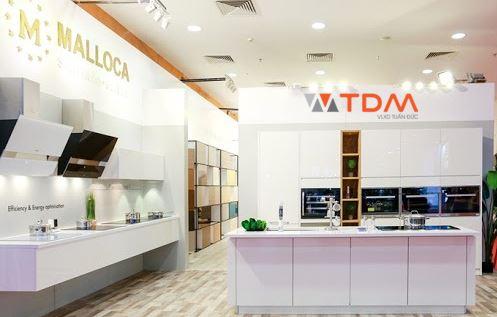 Cửa hàng đại lý thiết bị bếp Malloca tại Cần Thơ chính thức