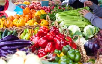 Consuma cinco frutas y verduras al día para vivir más