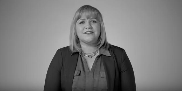 Nancy Vandespool, lung cancer survivor