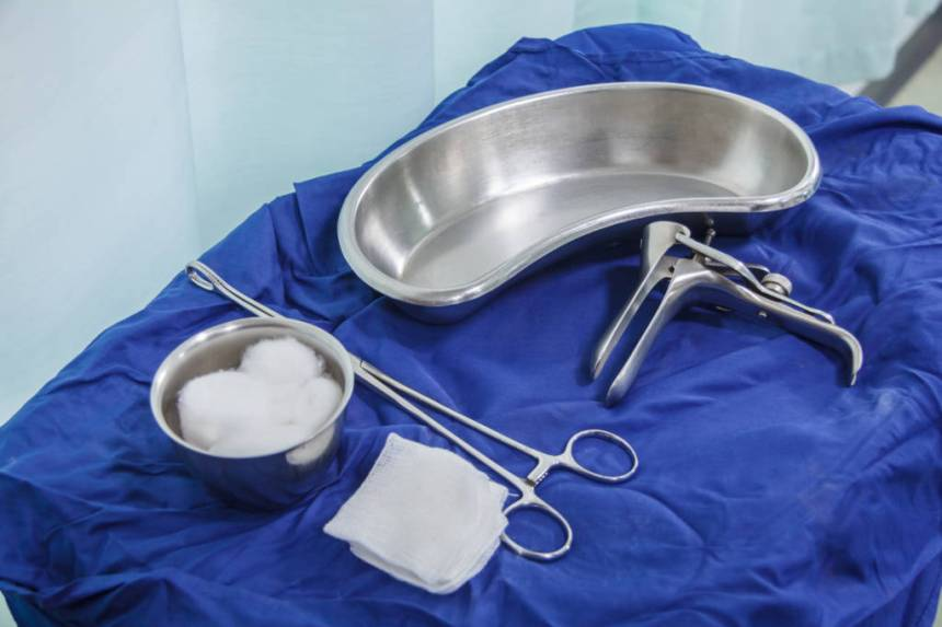 pap smear equipment
