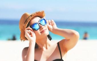 Las Gafas De Sol Son Un Escudo Para Los Ojos