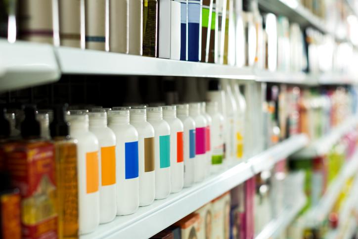shampoo aisle